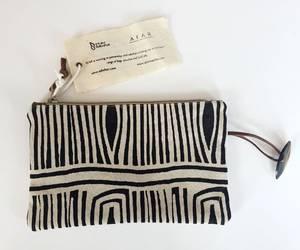 Bilde av Travel pouch - Mørk brun tukul