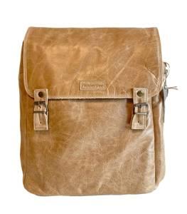 Bilde av Skinnsekk lysebrun - Trendy backpack