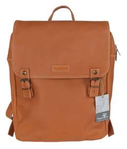 Bilde av Skinnsekk lys brun - Trendy backpack