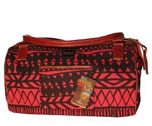 Bilde av Bag Batikk Red - Rød bag