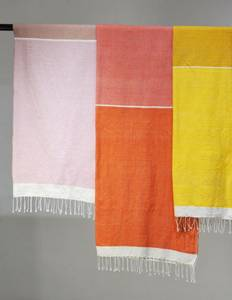 Bilde av Badehåndkle Abay - Rosa, gul, oransje -